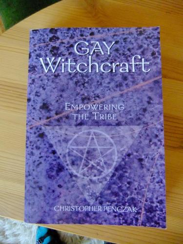 Titelbild von Christopher Penczak: Gay Witchcraft